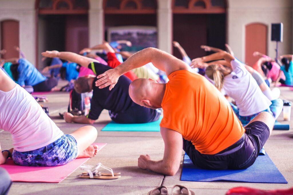 Tamaño esterillas yoga