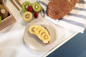 Recetas de desayuno de Samantha Vallejo-Najera: crema de kiwi