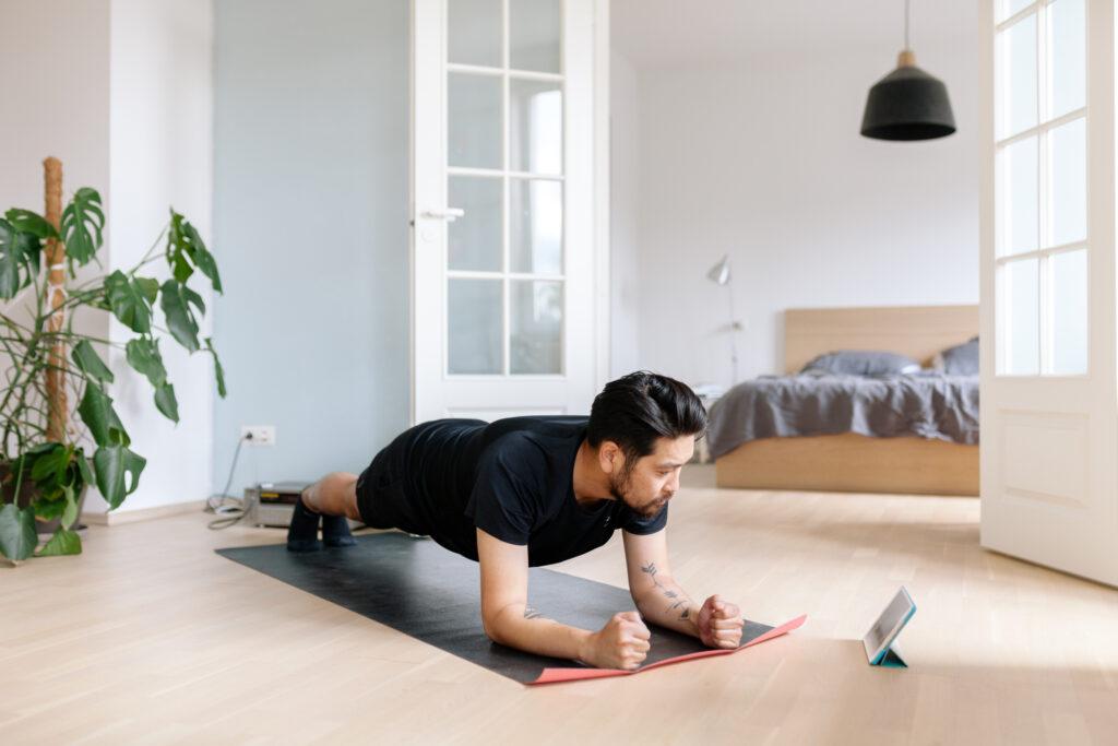 Cómo tener el abdomen perfecto haciendo pilates