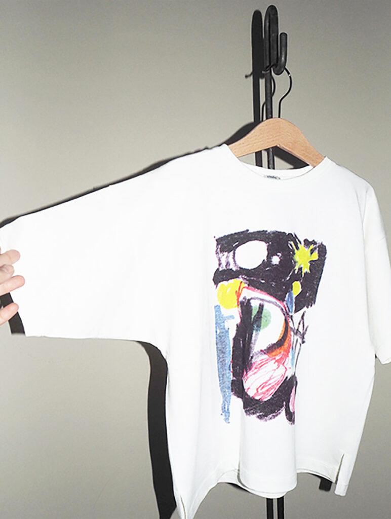 Camisetas 'arty'
