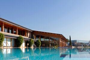 La piscina de la Finca Reebok Sport Club