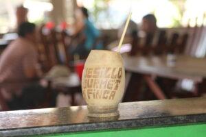 Tiste bebida típica de Nicaragua