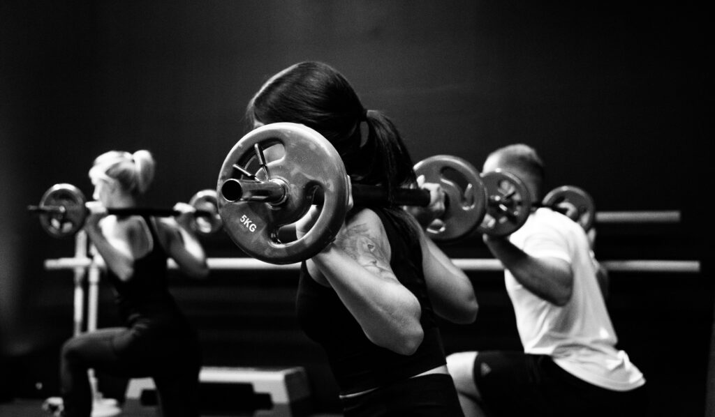 Hombres y mujeres ¿deben entrenar igual?