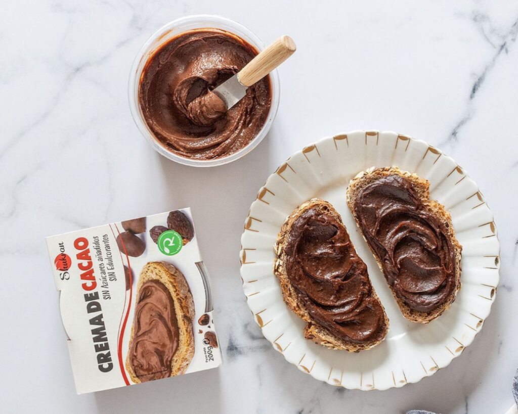 Crema de cacao de Carlos Ríos